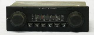 Becker Europa 772