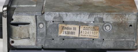 Blaupunkt Emden