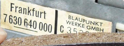 Blaupunkt Frankfurt