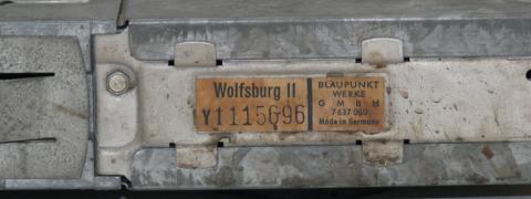 Blaupunkt Wolfsburg 2
