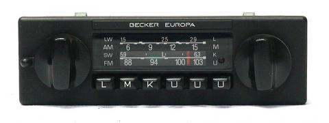Becker Europa 460