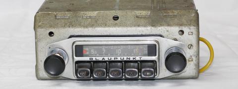 Blaupunkt Autoradio