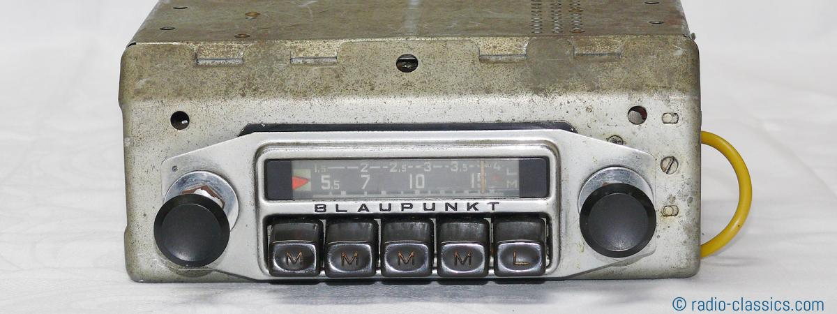 blaupunkt autoradio radio classics. Black Bedroom Furniture Sets. Home Design Ideas