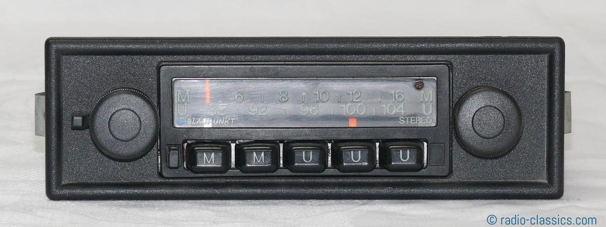 blaupunkt m nster stereo blp 7635420 radio classics. Black Bedroom Furniture Sets. Home Design Ideas