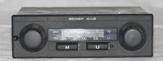 Becker Avus 803