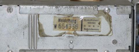 Blaupunkt Heidelberg