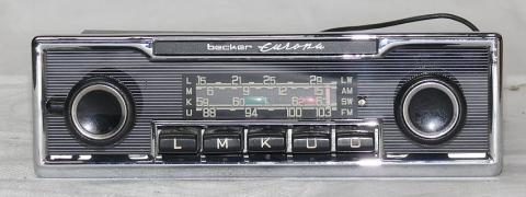 Becker Europa 2 Stereo
