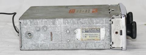 Becker Monza Cassette Kurier
